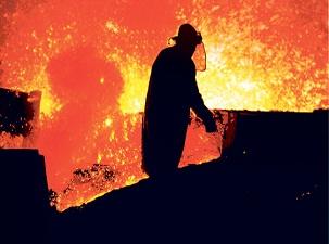 Elektrik kesintileri çelik üretimini vurdu
