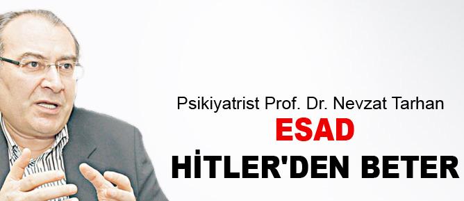 Esad Hitler'den beter