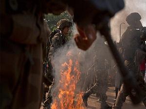 Orta Afrika'da Müslümanlar hedef alınıyor
