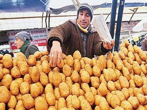 Patates, 4 lira oldu