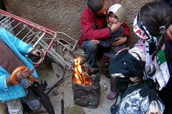 Yermuk Mülteci Kampı sığınma talep ediyor