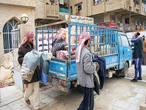 Anbar'dan kaçan sivillerin sayısı 140 bin oldu