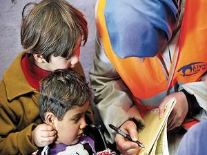 Kimse Yok mu'dan 100 bin Suriyeliye 50 milyon TL yardım