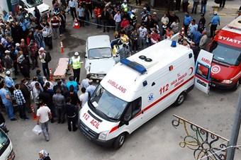 2013'te Türkiye'de kaç kişi kazadan hayatını kaybeti