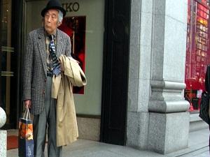 Japonların yüzde 25'i 65 yaşın üzerinde