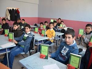 'Herkes O'nu Okuyor' kampanyasına Suruç'ta 5 bin kişi katılacak