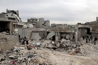 Esed güçlerinin saldırılarında 54 kişi öldü