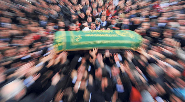 TÜİK 2013 yılı ölüm rakamlarını açıkladı