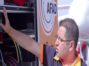 AFAD'tan afete hazırlık için dev proje