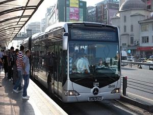 Marmaray'a entegre yeni İETT hatları