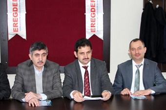 Herkes O'nu okuyor projesi Erzincan'da başladı