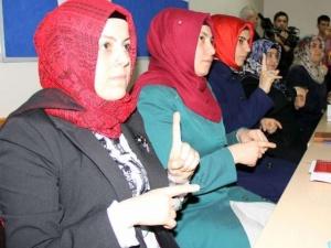 İslam Dinini İşaret Dili ile Öğretecekler