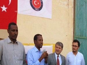 TİKA'dan Mogadişu'ya jeneratör desteği