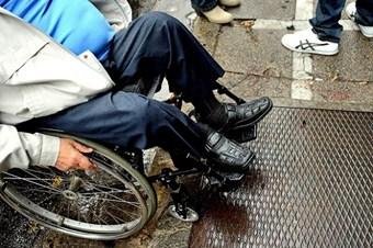 THD: Engelli ve yaşlıların ulaşım engelleri kaldırılmalı