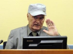 Bosna kasabı Mladiç tanık olarak dinlendi