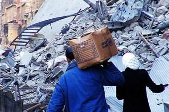 Suriye rejimi BM'yi hayal kırıklığına uğrattı