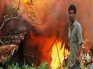 Myanmar'daki müslümanlara şiddet bitmiyor!