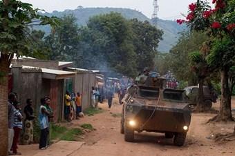 AB Orta Afrika Cumhuriyeti'ne askeri gönderecek