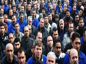 Sendikalı işçi sayısı 1 milyonu geçti