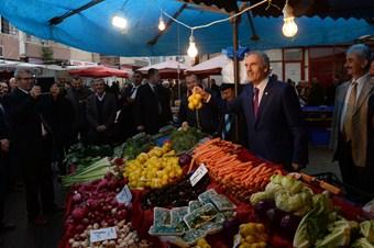 Başkan Altepe: Yenişehir'e hizmetlerimiz sürecek