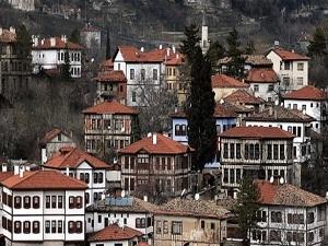 En çok korunan şehir Safranbolu