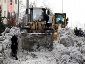 Doğuda 339 köy yolu ulaşıma kapalı