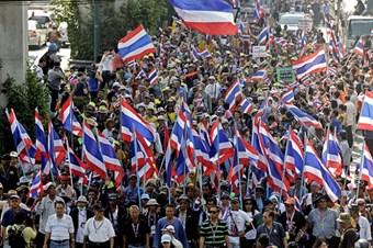 Tayland'daki kriz Müslümanları unutturdu