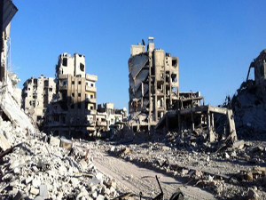Humus'ta Türkmenler 'etnik temizlik'le karşı karşıya