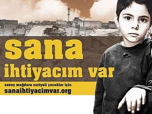 Denizli'den Suriye'ye yardım eli