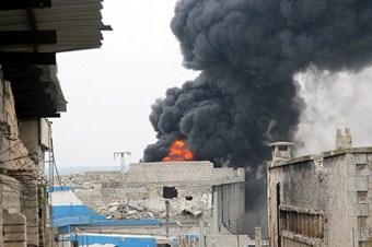 Esed güçleri sivillere ölüm yağdırdı