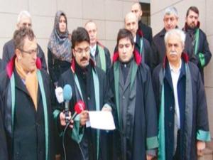Hukukçulardan Esed'e suç duyurusu