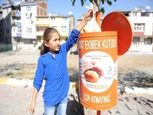 Bağcılar'da 8 ayda 260 ton bayat ekmek toplandı