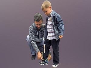 Çocukların ayakkabıları ayaklarına uygun değil