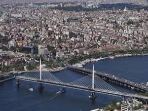 Haliç Metro Geçiş Köprüsü'nde test sürüşleri başlıyor