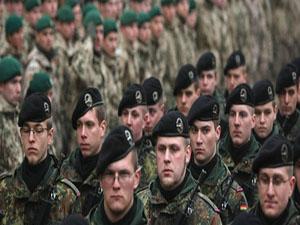 Alman ordusundaki Müslüman askerler için destek
