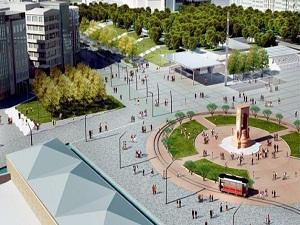İşte yeni Taksim Meydanı