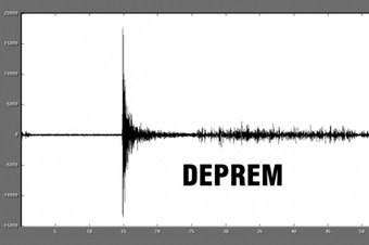İstanbul'da 3.8 şiddetinde deprem
