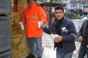 İzmit'te 1 milyon 159 kişi, çorba çeşmesinden çorba içti