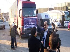 Ankara ve İzmir'in iyilikleri Suriye'ye taşınıyor
