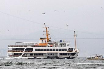 İstanbul'da şehir hatlarına 10 yeni gemi