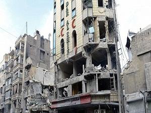 Suriye'de sağlık sistemi çöktü!