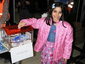 Kimse Yok Mu Derneği'nden Suriyeli mülteciler için çağrı