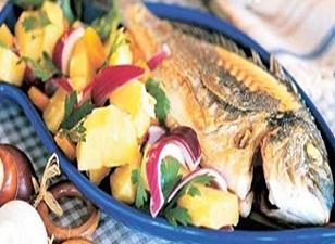 Kışın her gün balık yiyin!