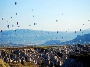 Kapadokya ziyaretçi artışıyla başladı