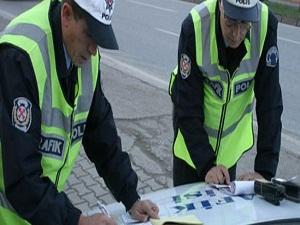 Fahri trafik müfettişlerine sınırlama