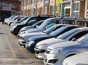 Sıfır otomobil fiyatları uçtu, ikinci el satıcıları umutlandı