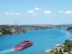 Boğaz'ın yeni gemilerinin rengini İstanbullular belirleyecek