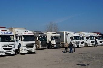 Bulgaristan Türk tırlarına yokuş yapmaya devam ediyor