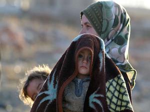 Humus'ta siviller tahliye ediliyor