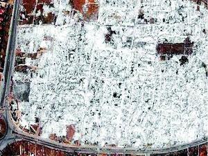 Suriye haritadan siliniyor